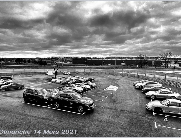 Circuit 14 Mars 2021 avec Symbol Cars