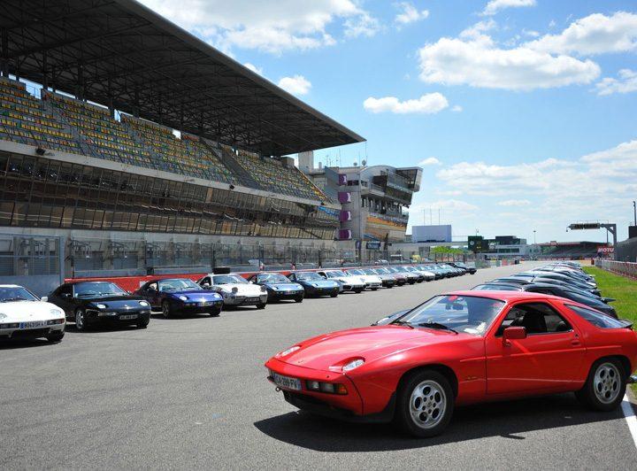Club Carrera Vienna 14-16 mai 2016 Le Mans