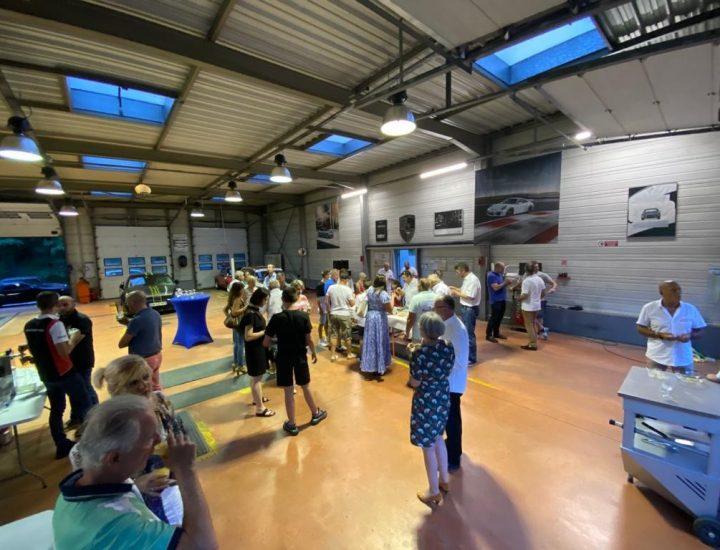 Carrera Vienna chez AUTOSUR – 25 juin