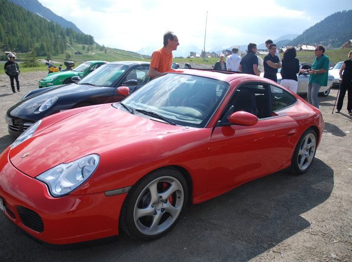 Club Carrera Vienna mai 2015