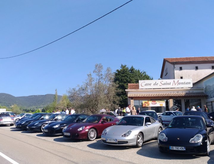 Club Carrera Vienna 09 avril 2017 Ardèche